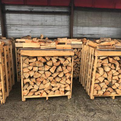 palivové drevo - paleta