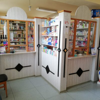 výdaj liekov